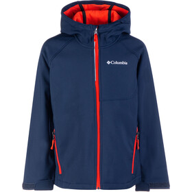 Columbia Cascade Ridge Softshell Jacke Jugend collegiate navy